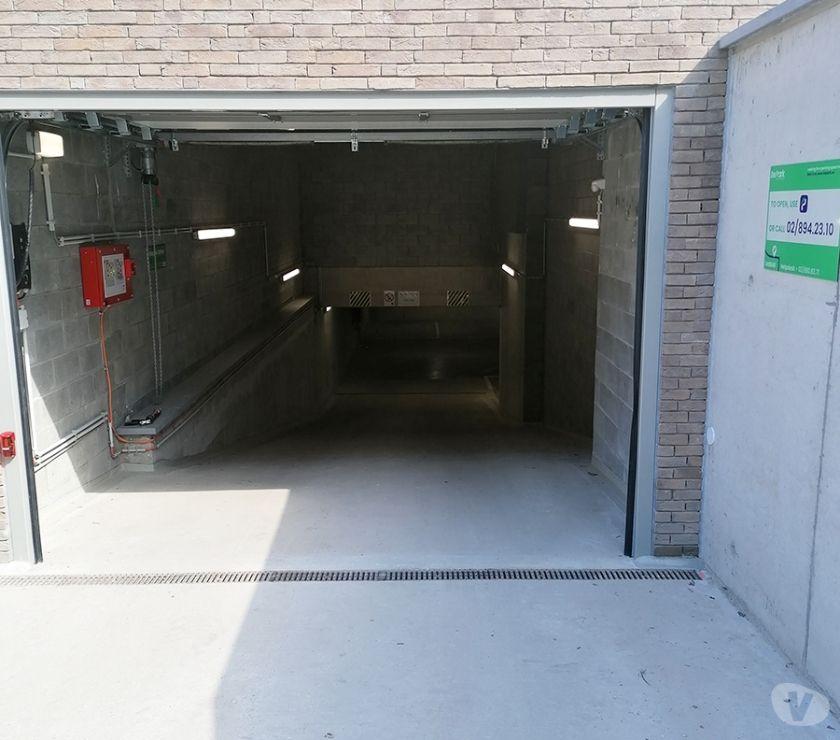 Location parking & garage Bruxelles Bruxelles - 1000 - Photos Vivastreet Parking à louer - te huur Avenue de l'Héliport 1000 Bxl