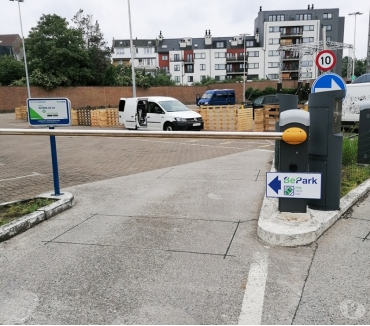 Photos Vivastreet Parking à louer Molenbeek Osseghem Delhaize