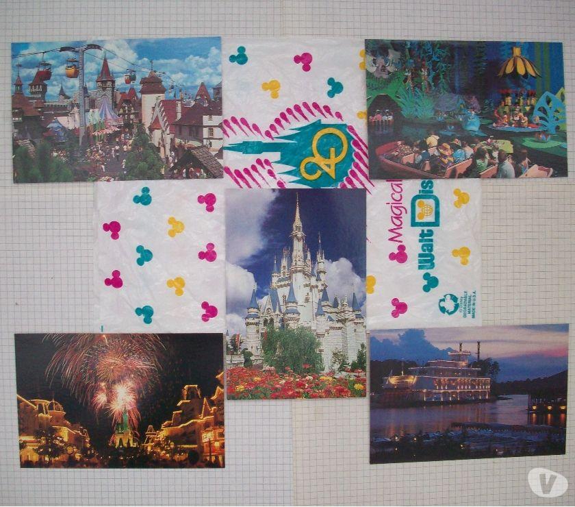 Collections Mouscron Mouscron - 7700 - Photos Vivastreet Cartes postales Walt Disney World neuves