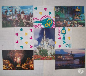 Photos Vivastreet Cartes postales Walt Disney World neuves