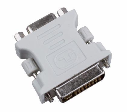 Photos Vivastreet Adaptateur DVI-I male (24+5) vers VGA femelle