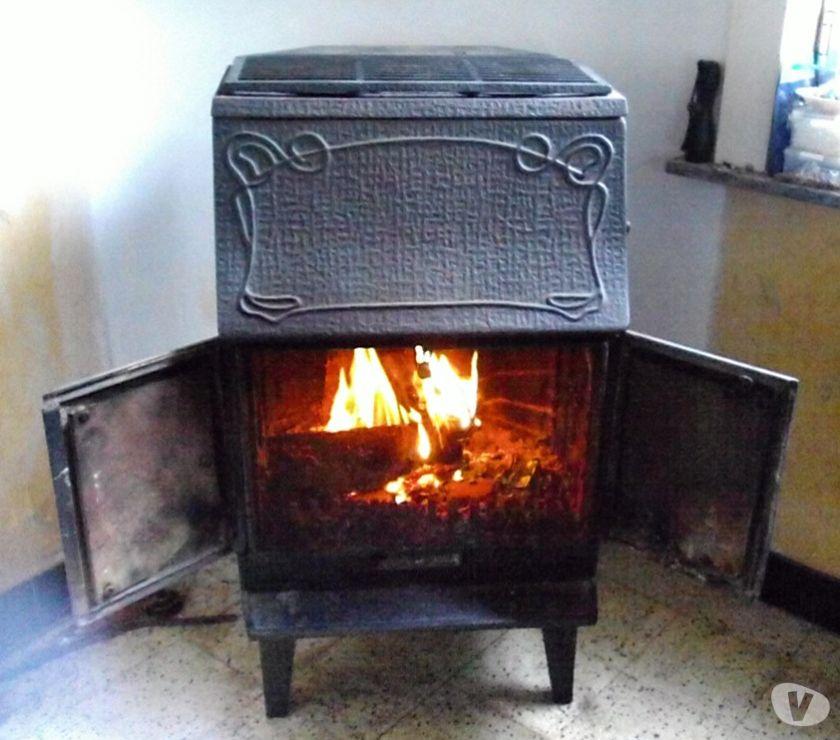 Photos Vivastreet feu à bois en fonte