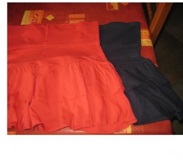 Photos Vivastreet Lot 2 jupes à volants lola Liza taille M