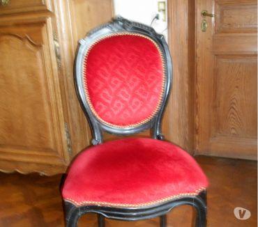 Photos Vivastreet 4 chaises Napoléon III