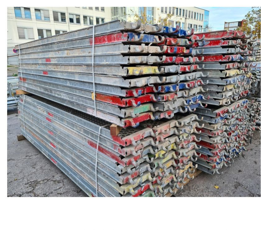 Matériel agricole Bruxelles Bruxelles - 1010 - Photos Vivastreet Planchers acier 3m échafaudage Altrad Plettac