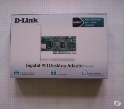 Photos Vivastreet Carte réseau PCI 101001000 D-Link neuve