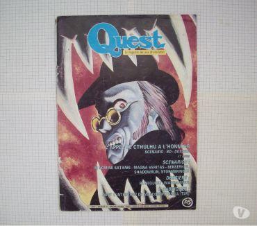 Photos Vivastreet Magazine de jdr Quest