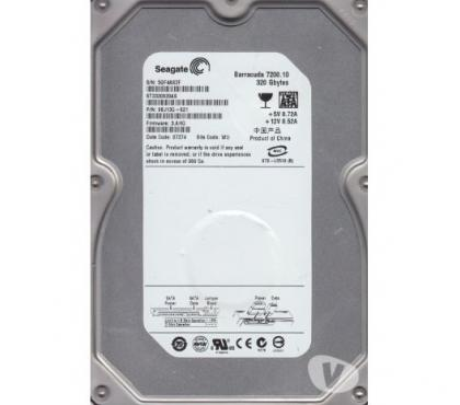 Photos Vivastreet Disque Dur Seagate 320 Gb (ST3320820AS)