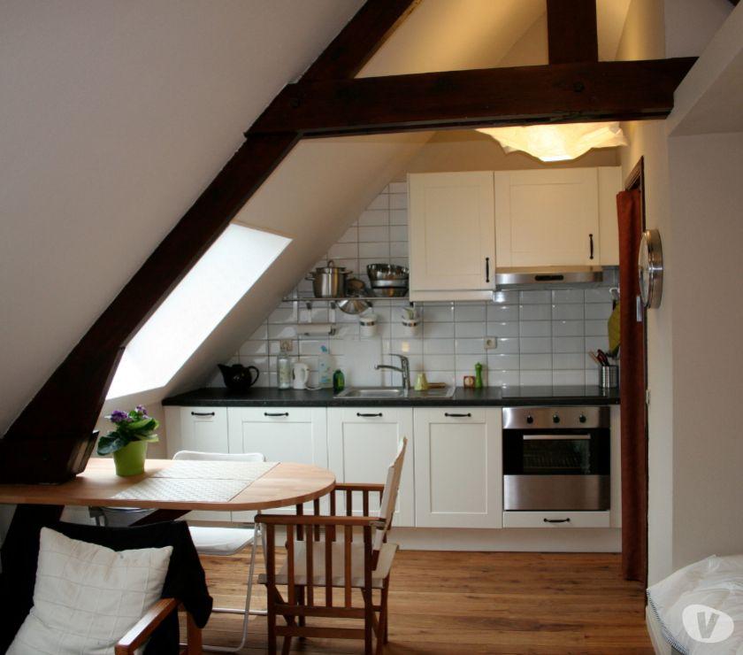 location meublé Mons Mons - 7000 - Photos Vivastreet Studio de charme, idéalement situé