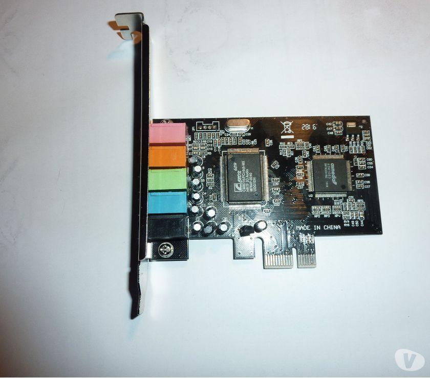 Photos Vivastreet Carte son CMI8738-MX PCI-E 5.1 Canal