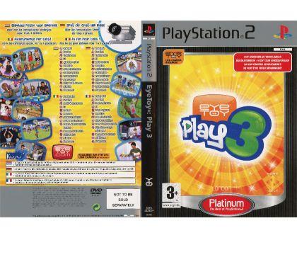 Photos Vivastreet EyeToy - Play 3 (PS2)