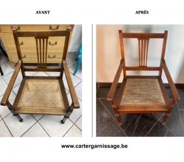 Photos Vivastreet Garnissage, restauration de meubles