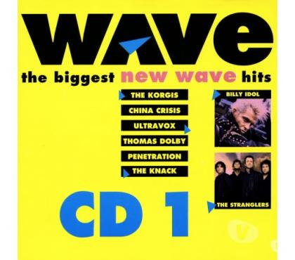 Photos Vivastreet Wave the biggest new wave hits (CD1)