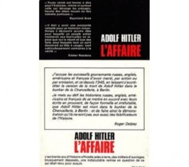 Photos Vivastreet Adolf Hitler, l'affaire de Roger Delpey