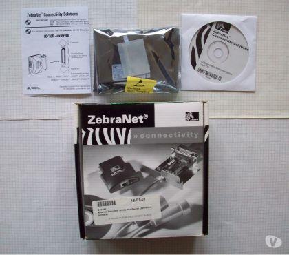 Photos Vivastreet Serveur d'impression ZebraNet externe G47490 état neuf