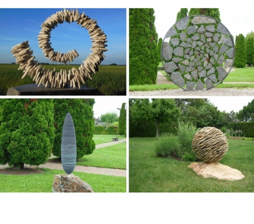 Photos Vivastreet Sculpture Nature Zen Maison Jardin