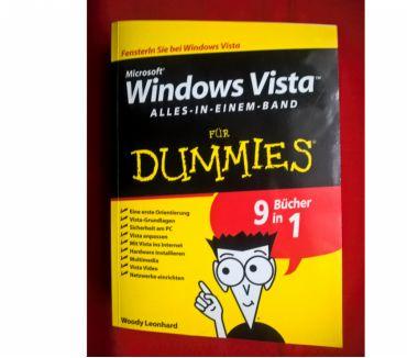 Photos Vivastreet WINDOWS VISTA un livre très instructiv de Woody Leonhard