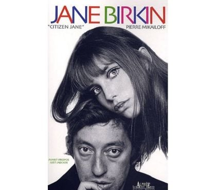 Photos Vivastreet Jane Birkin : Citizen Jane de Pierre Mikaïloff