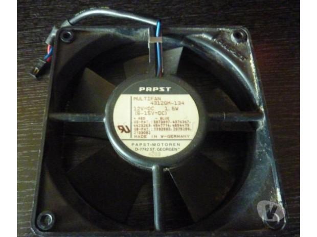 Photos Vivastreet ventilateur ebm papst 12vcc roulement a billes