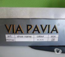 Photos Vivastreet Bottillons noirs VIA PAVIA pour dame P:39