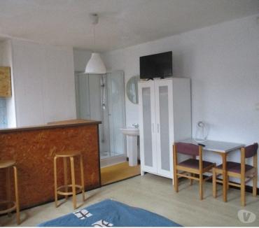 Photos Vivastreet studio meublé pour étudiant ou stagiaire Liège
