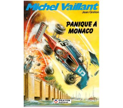 Photos Vivastreet Michel Vaillant – Panique à Monaco T47 RE