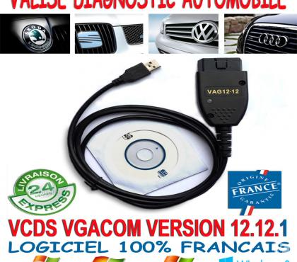 Photos Vivastreet Vcds vag 12.12 cable de diagnostique pour VW, Audi ,skoda