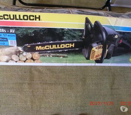 Photos Vivastreet Tronçonneuse à essence Mc CULLOCH 450 ELITE 18