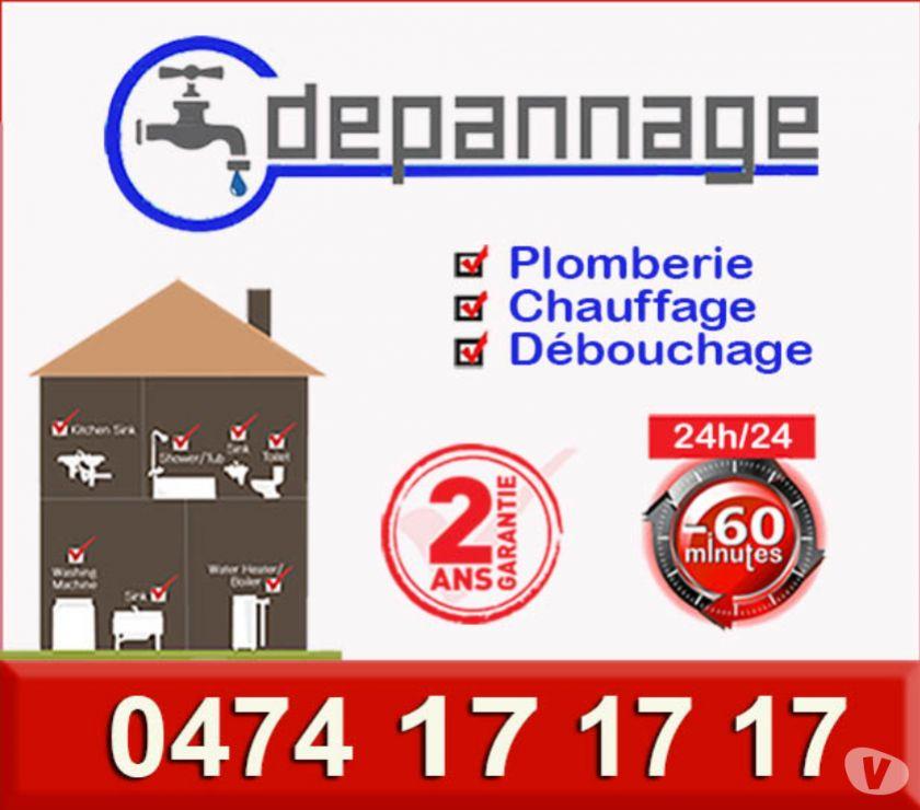 Artisans - dépannages Bruxelles Bruxelles - 1000 - Photos Vivastreet Urgence Plomberie Débouchage à Bruxelles ☎ 0474 17 17 17