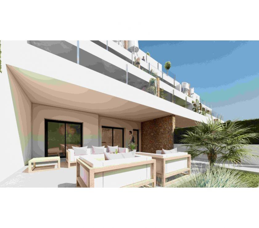 Appartement a vendre Espagne - Photos Vivastreet Attique neuf avec solarium et vue sur la mer