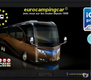 Photos Vivastreet Grand GPS pour camping car