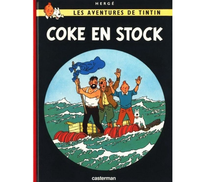 Photos Vivastreet Tintin et Milou – Coke en stock T19 RE