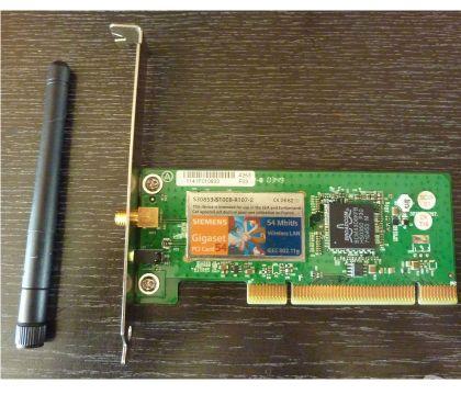 Photos Vivastreet Broadcom BMC4306KFB Wifi 54Mbits (PCI)