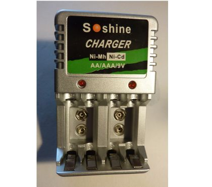 Photos Vivastreet Chargeur de batteries NiCd - NiMh