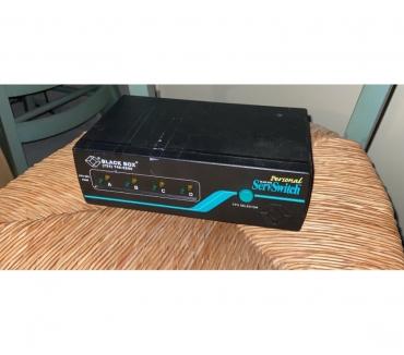 Photos Vivastreet Commutateur claviersourisécran Black Box ServSwitch SW626A