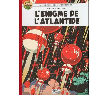 Photos Vivastreet Blake et Mortimer – L'énigme de l'Atlantide T07 RE