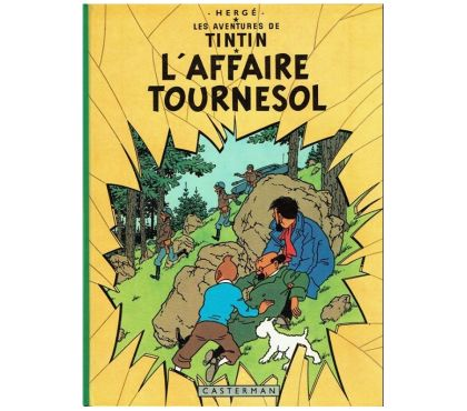 Photos Vivastreet Tintin et Milou – L'affaire Tournesol T18 RE