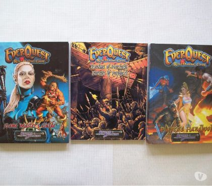 Photos Vivastreet Lot Everquest Role-Playing Game en anglais