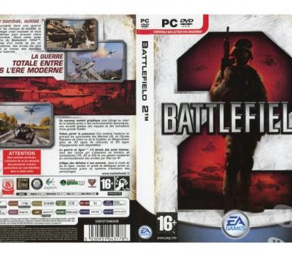 Photos Vivastreet Battlefield 2 (PC DVD)