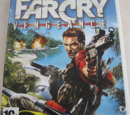 Photos Vivastreet Wii Nintendo Farcry Vengeance