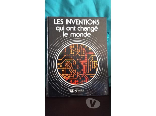 Livres Molenbeek Saint Jean - 1080 - Photos Vivastreet Les inventions qui ont changé le monde