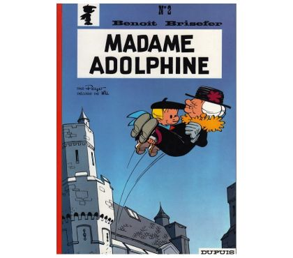Photos Vivastreet Benoît Brisefer - Madame Adolphine T2 RE