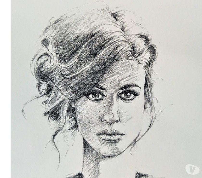 Photos Vivastreet portraits - dessin