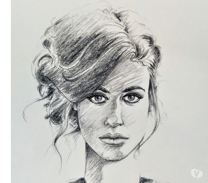 Photos Vivastreet portraits - dessin