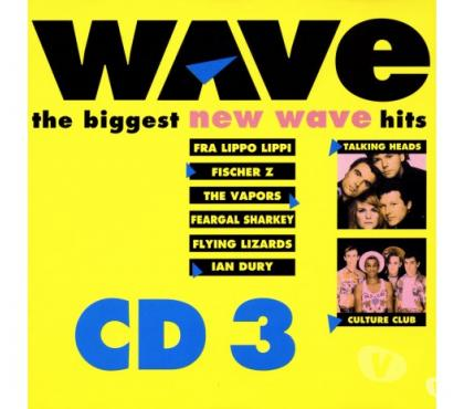 Photos Vivastreet Wave the biggest new wave hits (CD3)