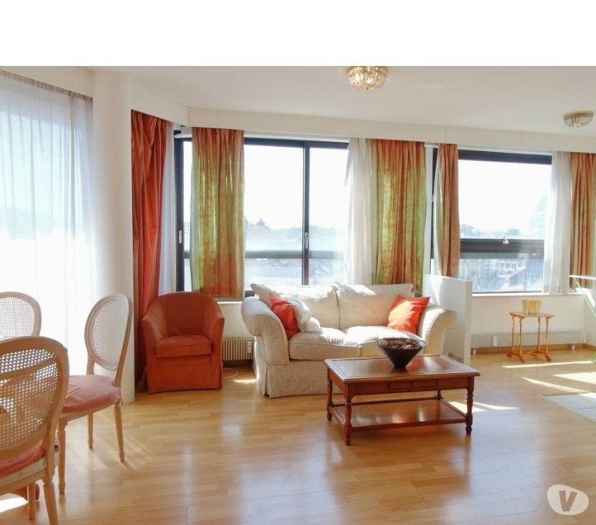 location meublé Saint Gilles - 1060 - Photos Vivastreet Appartement de 90 à louer au Chatelain