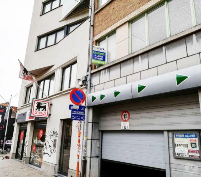 Photos Vivastreet Parking à louer Université Libre de Bruxelles