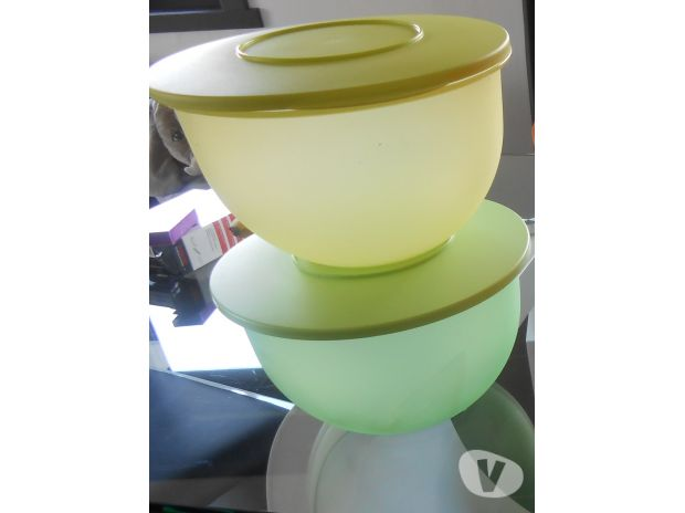 Photos Vivastreet Tupperware: ensemble de 2 plats + cadeau