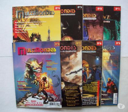 Photos Vivastreet Lot de magazines Multimondes