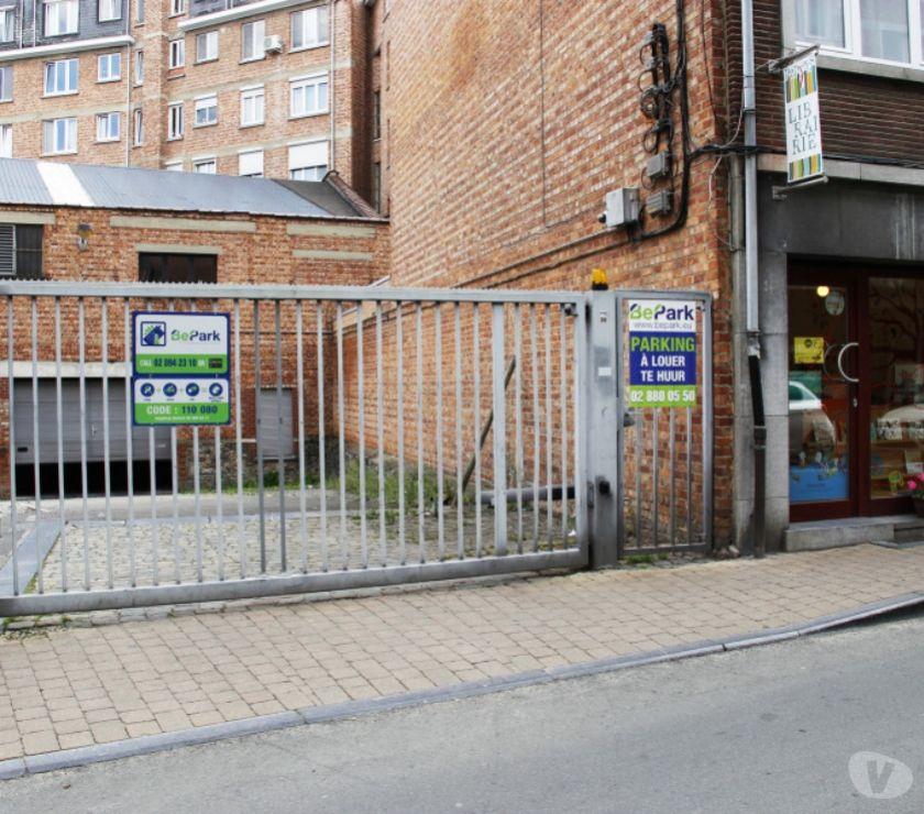 Location parking & garage Namur Namur - 5000 - Photos Vivastreet Parking à louer Namur Centre 5000